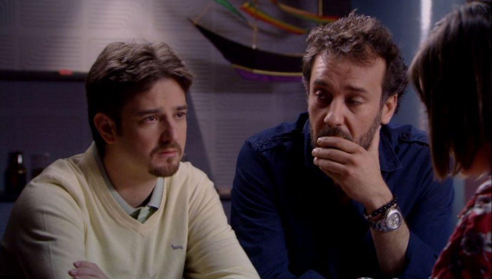 Juanjo y César