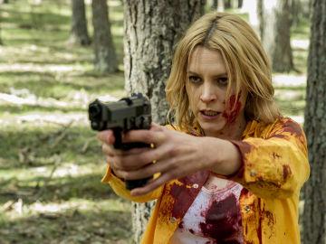 Macarena se ve envuelta en un tiroteo en 'Vis a vis'