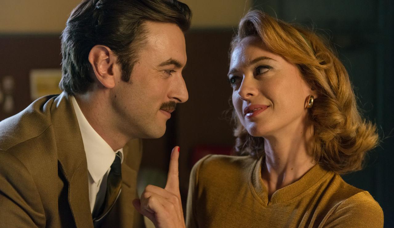 Marta Hazas es Clara en Velvet