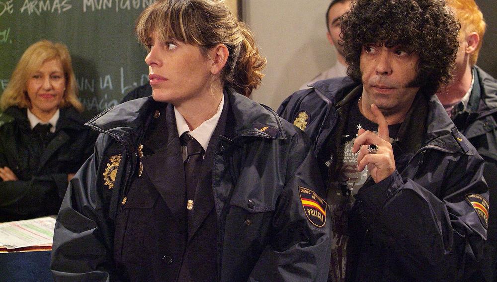 Los Hombres de Paco - Temporada 5 - Capítulo 7: El inspector de paja