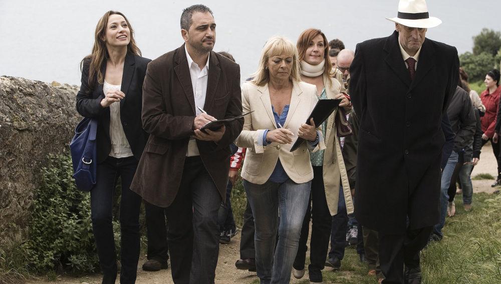 Doctor Mateo - Temporada 5 - Capítulo 8: De cómo San Martín demuestra que es un pueblo ejemplar