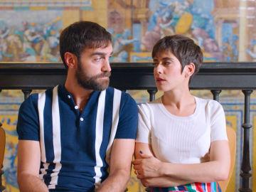 La conversación agridulce de Carmen e Iñaki antes de poner fin a su matrimonio