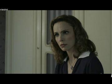 Paulo descubre que Magdalena es su abuela en 'Si cierro los ojos ahora'