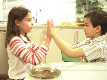 Yaiza Esteve es Sheila en 'Mis adorables vecinos'