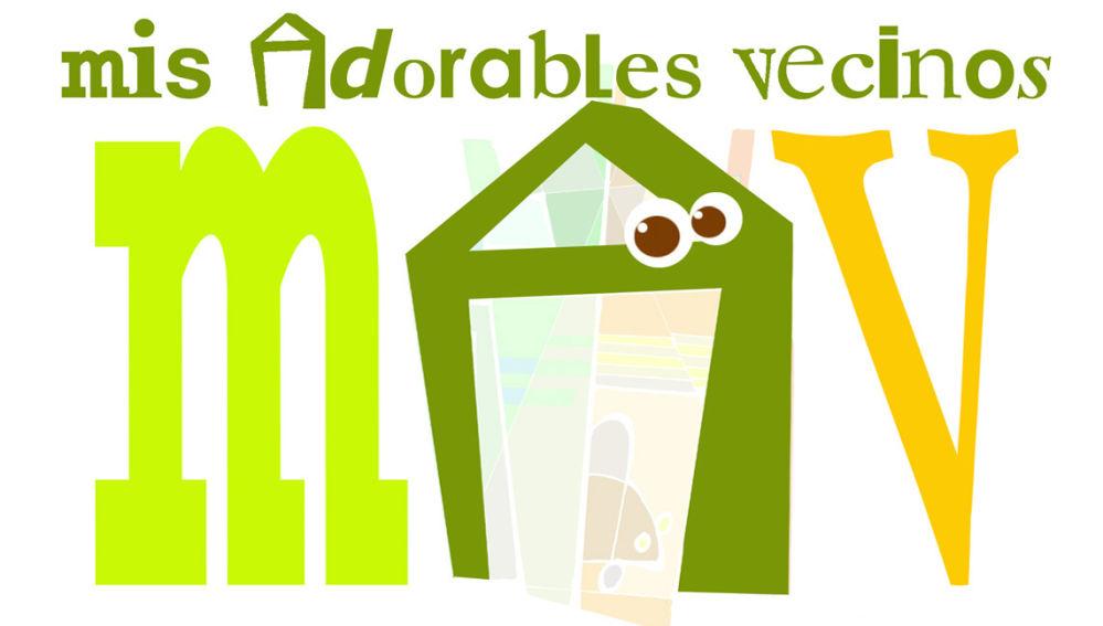 'Mis adorables vecinos', una serie para toda la familia