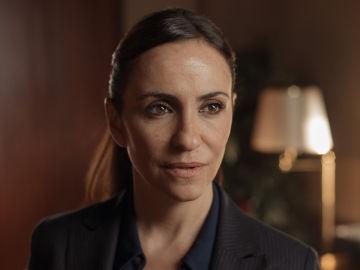 Patricia es la Directora de la Agencia Comercial en la Embajada