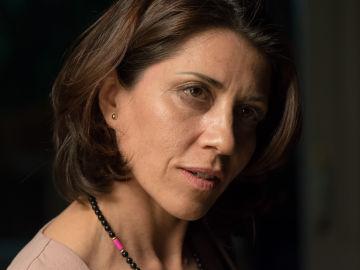 Alicia Borrachero es Olga en La Embajada