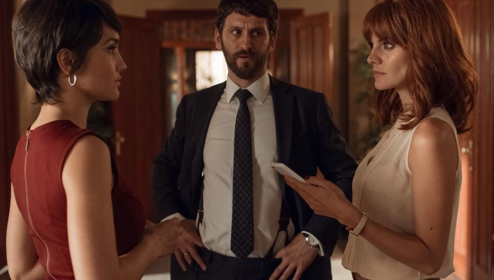 Fátima y Sara, enfrentadas por Eduardo