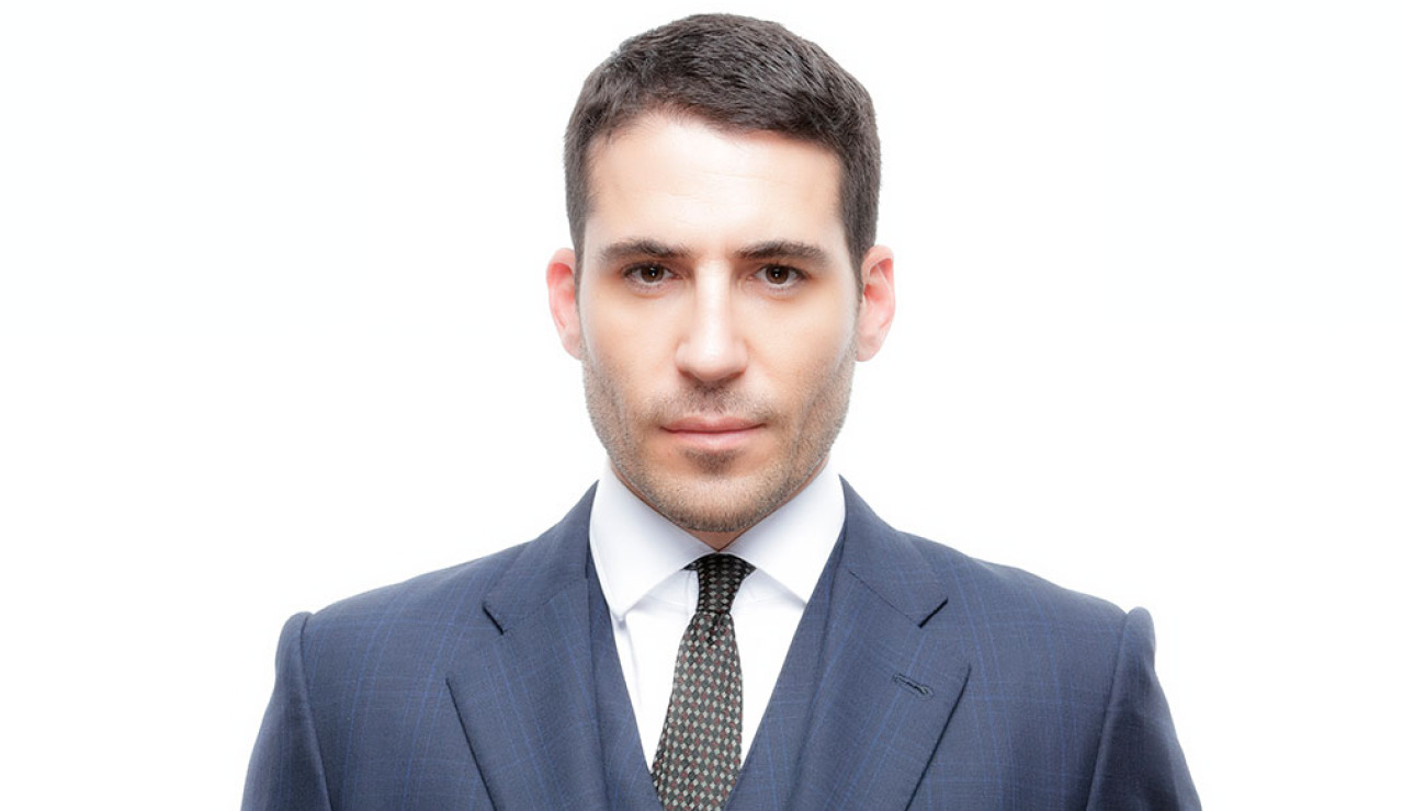 Miguel Ángel Silvestre es Alberto Márquez