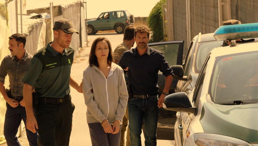 Cristina, en el punto de mira de la policía