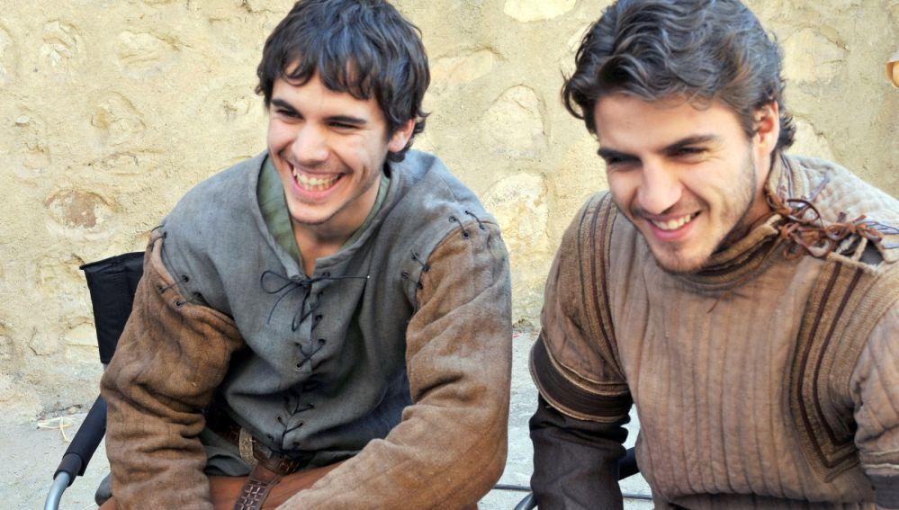 Martín y Cristóbal en Toledo, cruce de destinos