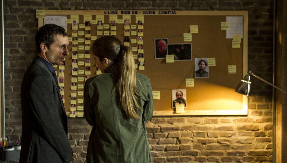 Álex debe finalizar la investigación de Rodrigo en 'Pulsaciones'