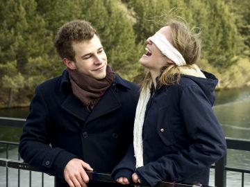 Joel prepara una sorpresa para Leire en 'Luna, el misterio de Calenda'