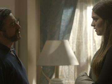 Olivia descubre el secreto del alcalde en 'Luna, el misterio de Calenda'