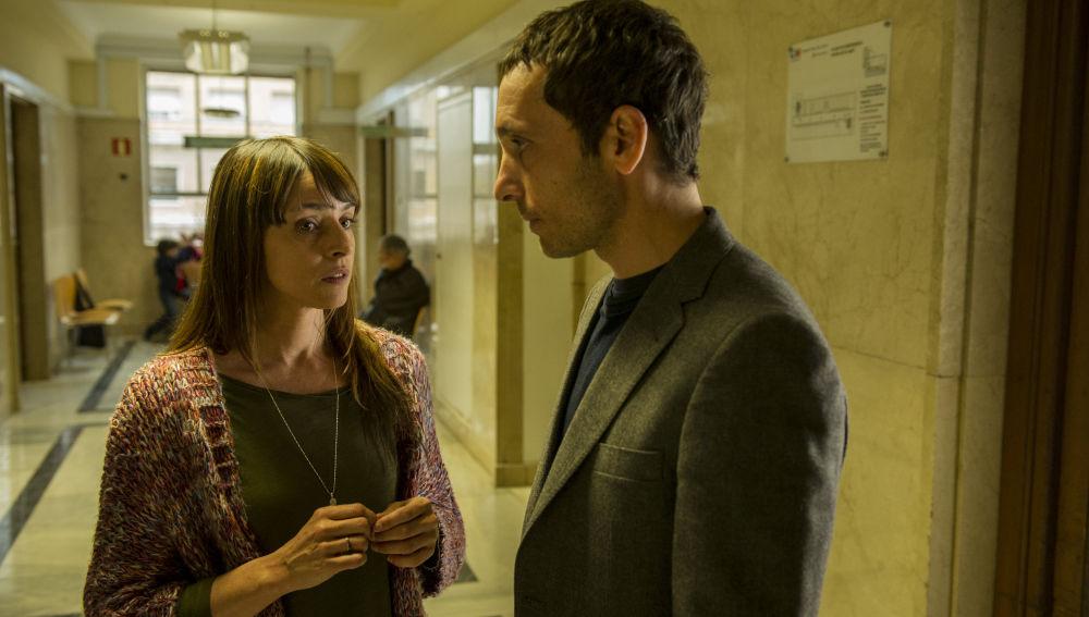 Álex se reencuentra con Marian en el hospital en 'Pulsaciones'