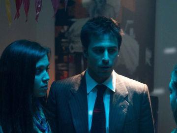 Elena es la mejor amiga de María y hermana de Diego