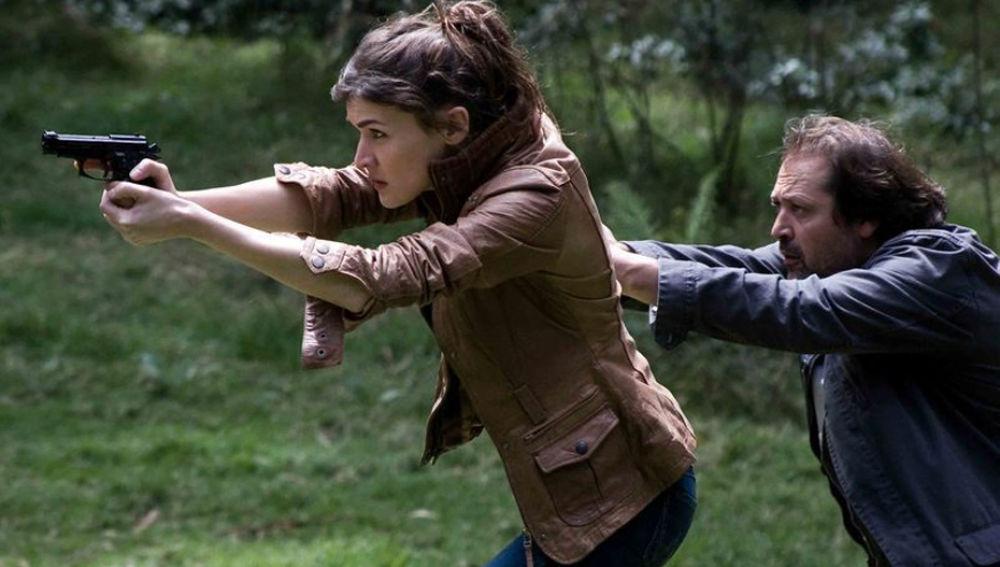 Ana es la policía encargada del caso