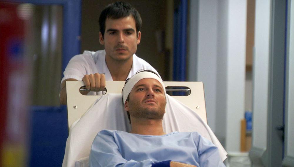 Fernando se recupera en el hospital