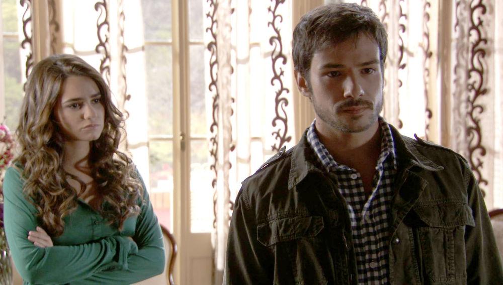 Lucía hará lo que sea por recuperar lo suyo con Frank