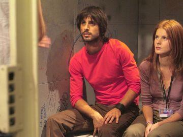 Lucas y Silvia, en peligro en 'Los hombres de Paco'