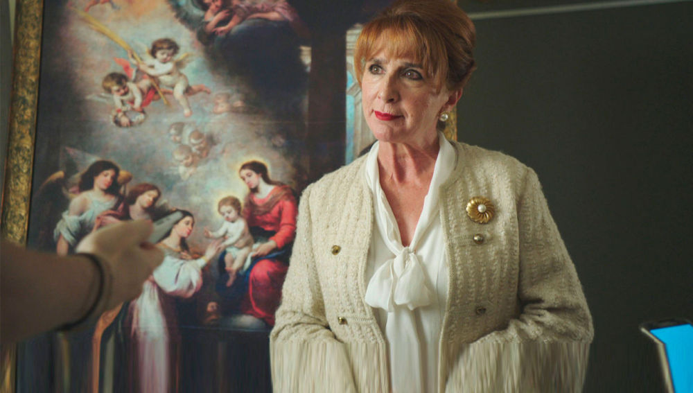 La baronesa Van Houtten, próximo objetivo del 'Cuerpo de élite'