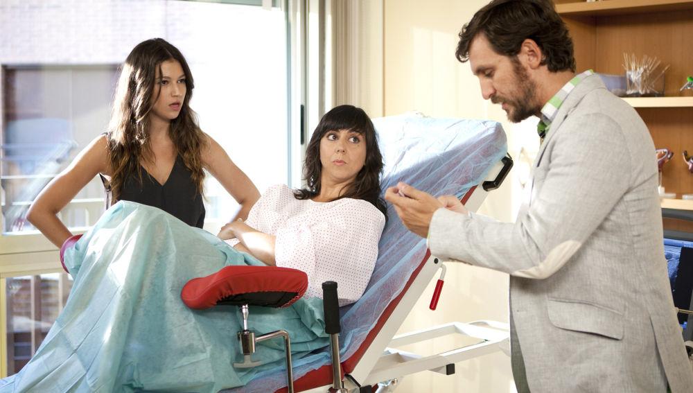 Jorge vuelve de Nueva York con novia para acompañar a Eli al ginecólogo