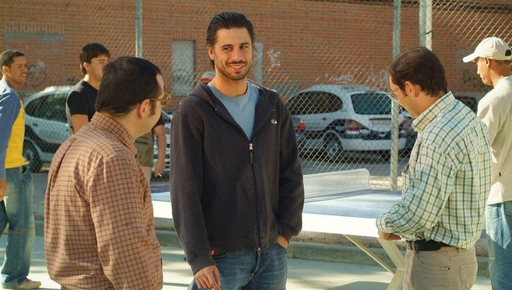 Lucas y Povedilla, infiltrados para acabar con la banda de Salazar