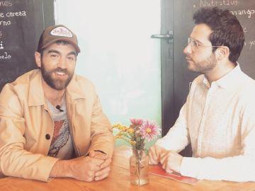 Jon Plazaola estrena cuarta temporada como Iñaki en 'Allí abajo'