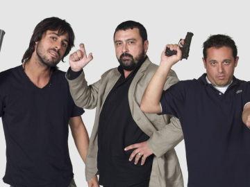 'Los hombres de Paco', en Atreseries Internacional