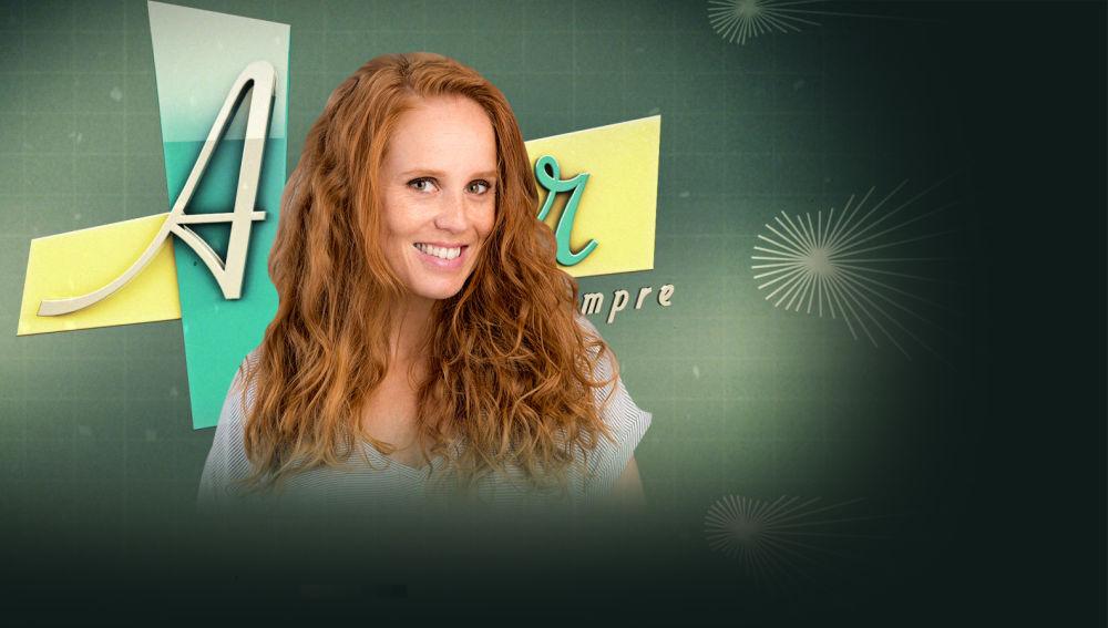 María Castro, protagonista de la nueva temporada de 'Amar'