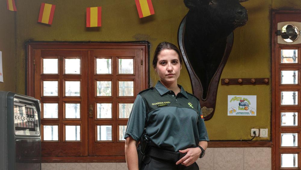 Camila Viyuela es María en 'Matadero'