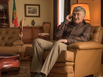 Gonzalo Uriarte es Da Silva en 'Matadero'
