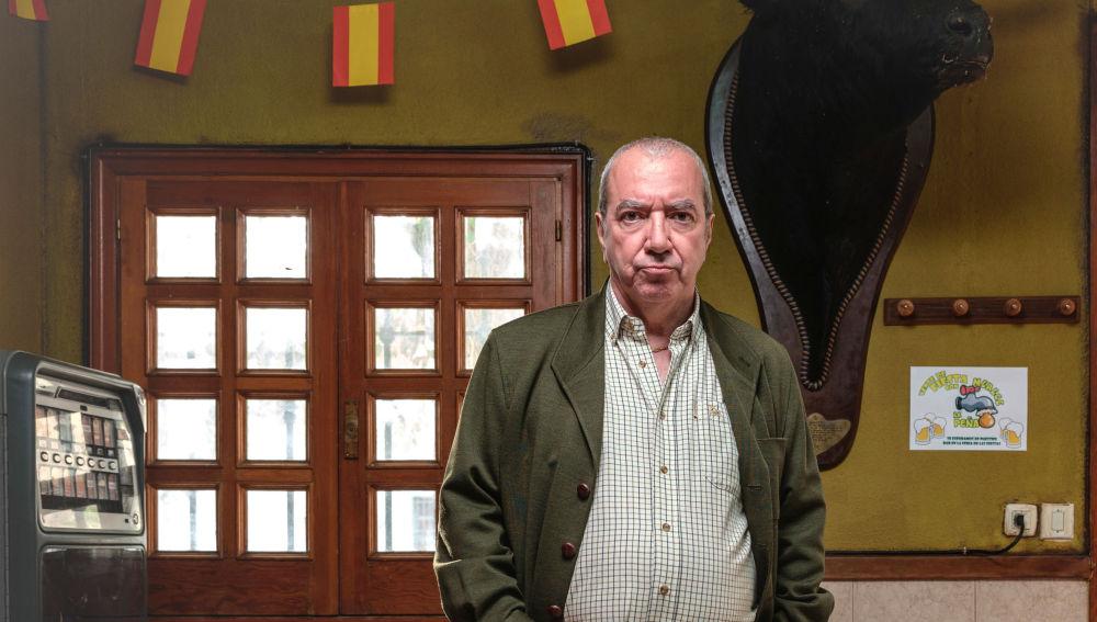 Janfri Topera es Villanueva en 'Matadero'
