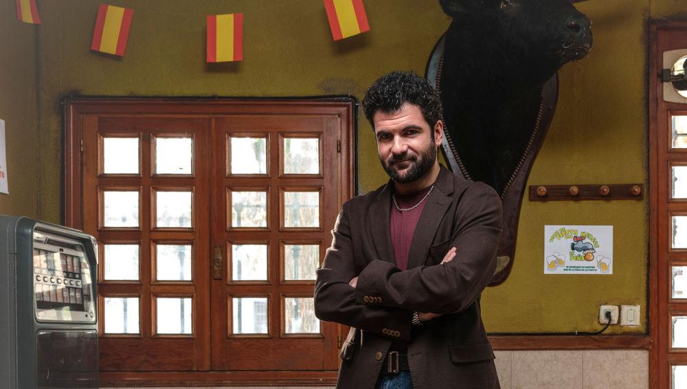 Pep Ambrós es Jacobo en 'Matadero'