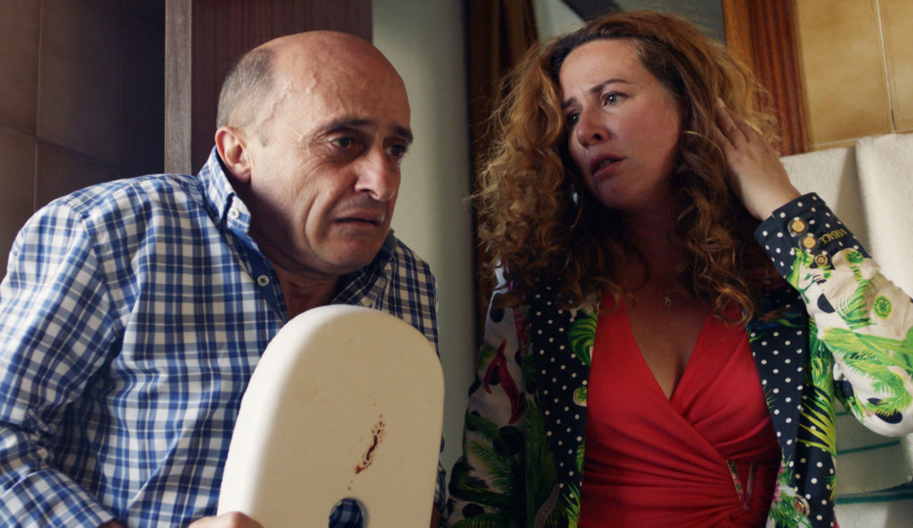 Don Julio, a Alfonso y Almudena: