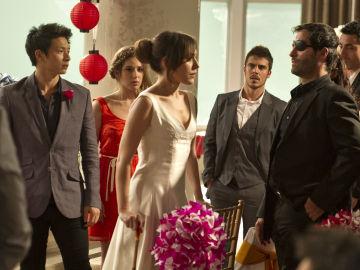 El barco - Temporada 3 - Capítulo 7: La boda - La boda de Julia y el capitán