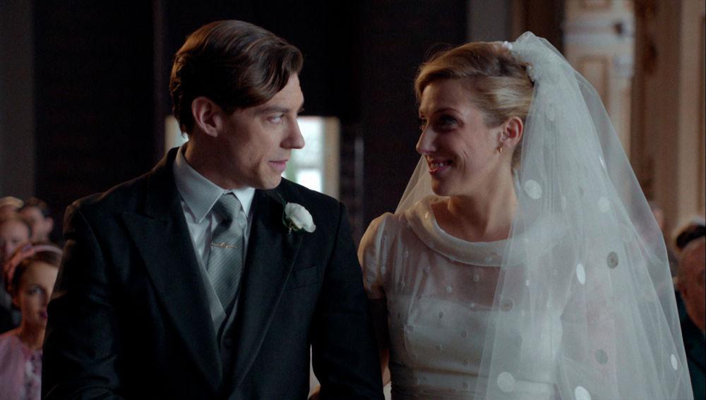 Velvet - Temporada 2 - Capítulo 13: Una boda y un funeral - La boda de Pedro y Rita