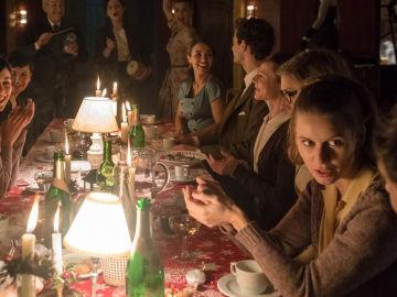 Velvet - Temporada 2 - Capítulo 8: Navidades blancas