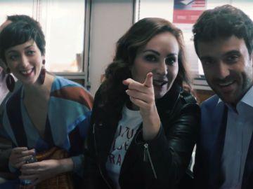 Tabús, amistad, éxitos y fracasos: Los protagonistas de 'By Ana Milán' te dan las claves de su éxito