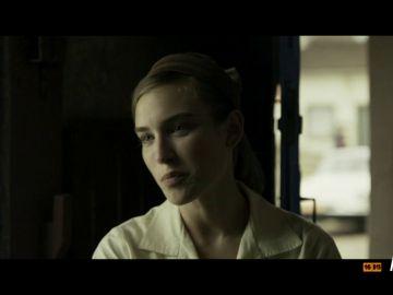 Cecilia rompe con Eduardo y se encuentra a su madre en el cuarto de Renato en 'Si cierro los ojos ahora'